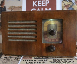 WW2 Radio Broadcast Time Machine