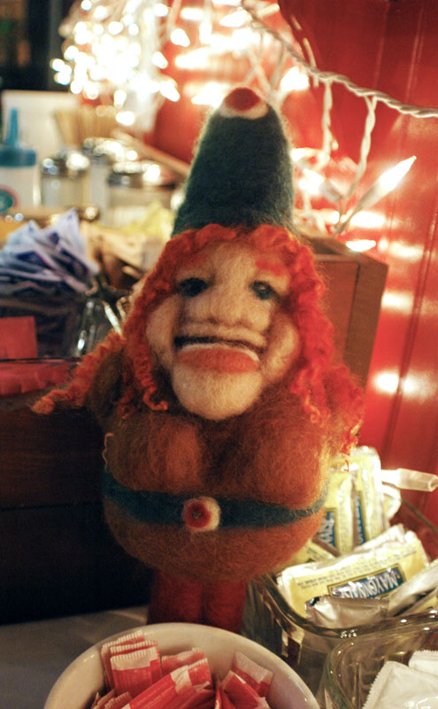Picture of Gnoreena the Gnome