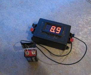 Super Easy  9 Volt Battery Clip