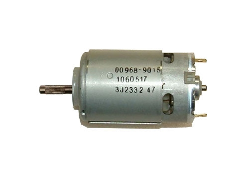 Picture of Available Motors