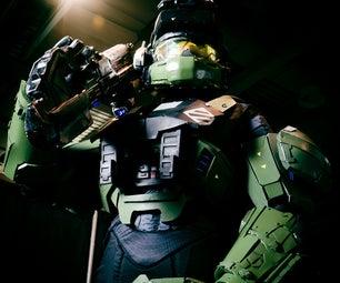 Halo Reach Mark V Armor