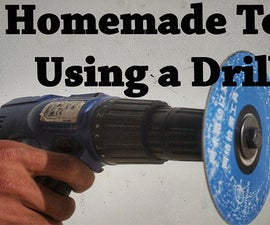 3 Homemade Tools - Using a Drill Life Hacks .