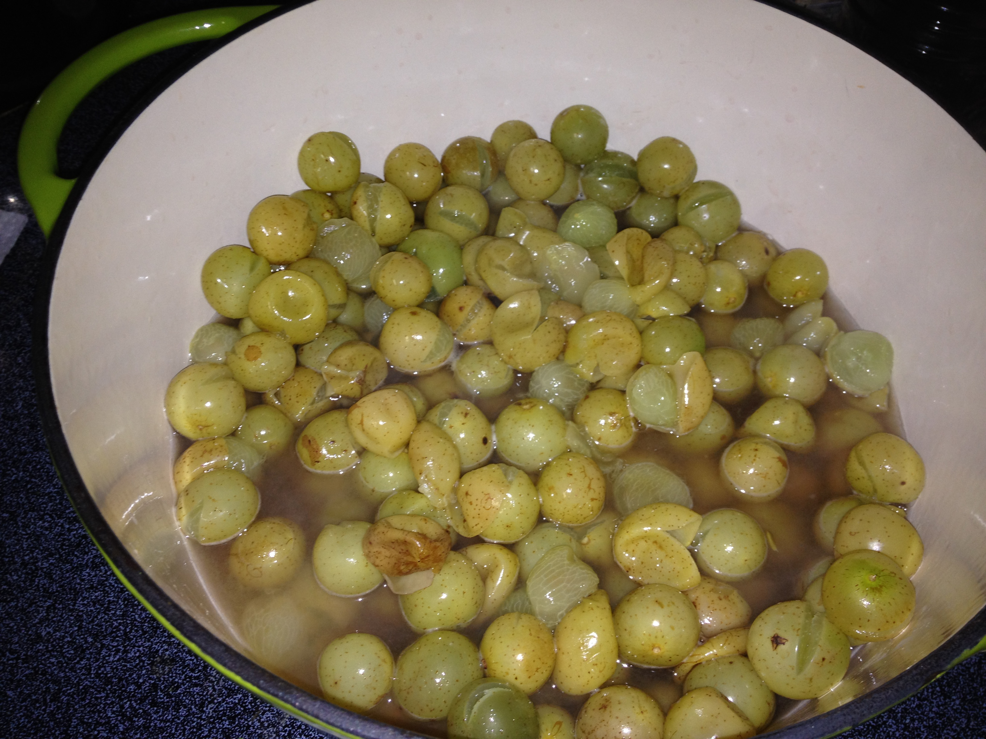 Picture of Wash the Grapes