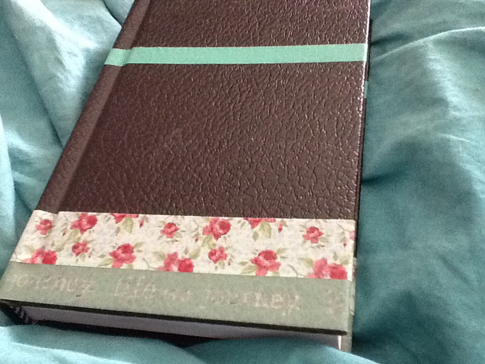 Picture of Decorated Notebook