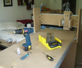 Build a CNC Router from Scratch (Part 1): Complete Video Tutorial