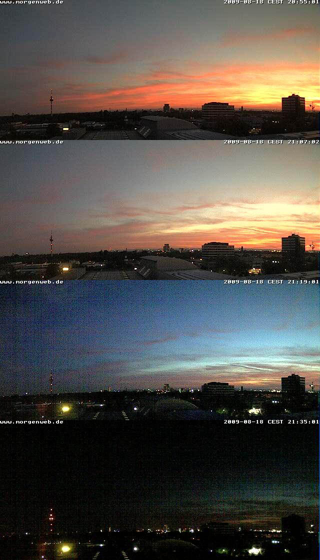 Picture of What Is Sunset Looking Like?