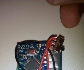 Arduino Rocket Datalogger