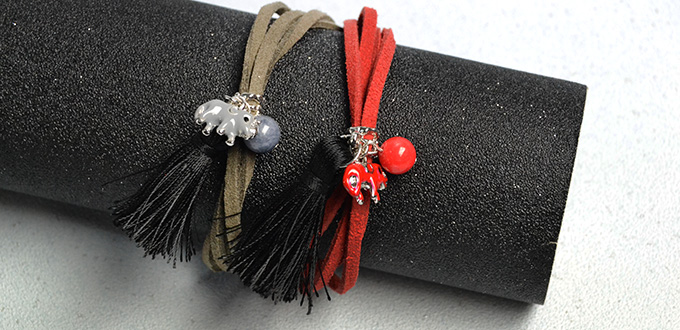 Picture of Here Is the Final Look of the Couple Bracelets: