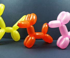 3 Easy Ways How to Make a Balloon Dog