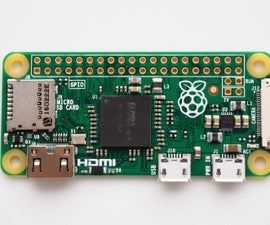 Set Up Wifi on a Raspberry Pi Zero From Your Mac and Nothing Else