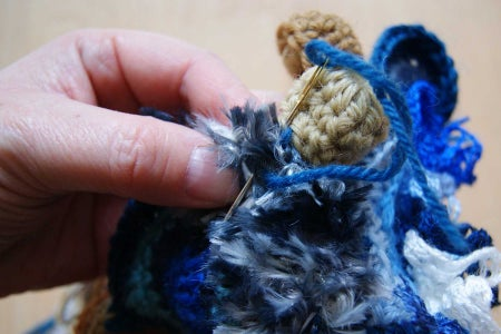 Sewing the Scrumbles Together: