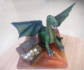 DIY Animatronic Dragon!