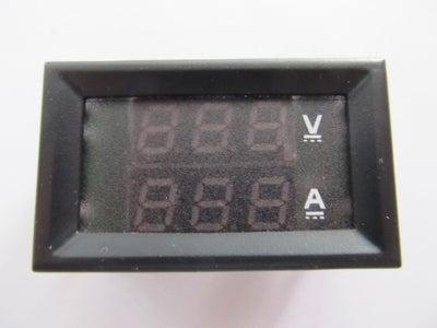 Voltmeter-Ammeter