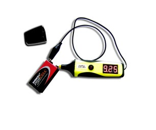 The VoltPen (Highlighter Into Voltmeter)