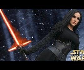 Star Wars Lightsaber Pretzels