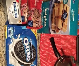 How to make an Oreo Heart Attack