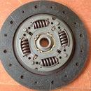 Clutch Plate Clock