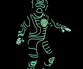 Light Up Costume