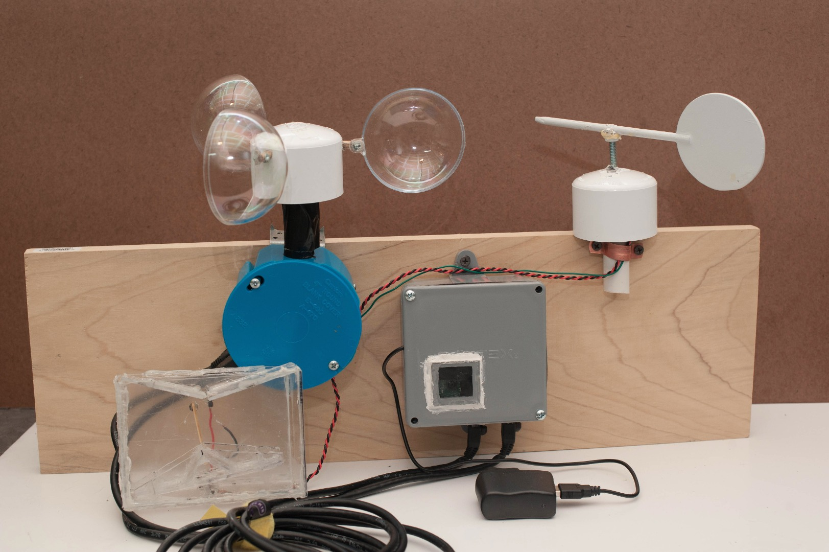 Picture of Complete DIY Raspberry Pi Weather Station With Software