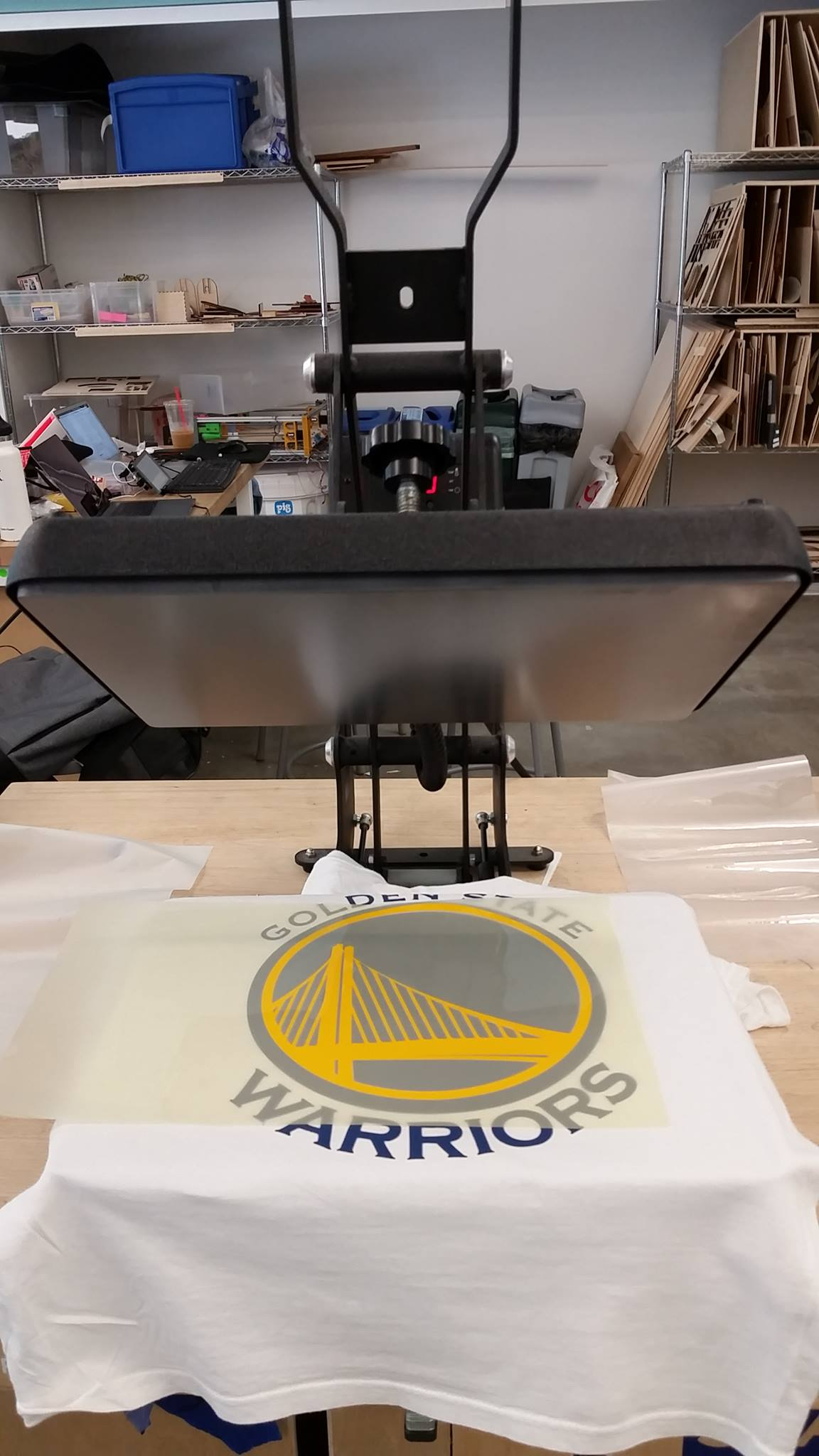Picture of Heat Press Second Color