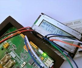 LinkIt ONE - Using Dot Matrix Text LCD