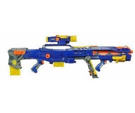 Nerf Gun Modification 101