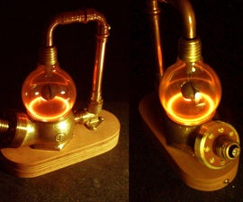 High Voltage Ignited Plasma Bulb