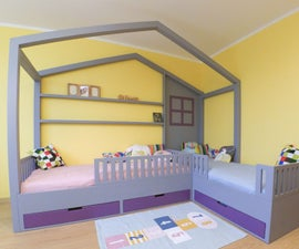 House Shaped Bed (twin)