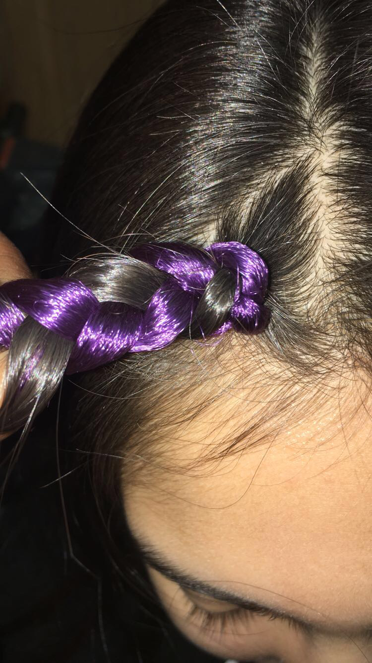 Picture of Begin Braiding Down