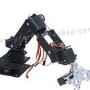 Calibrating Servos for Bracket/robot Arm