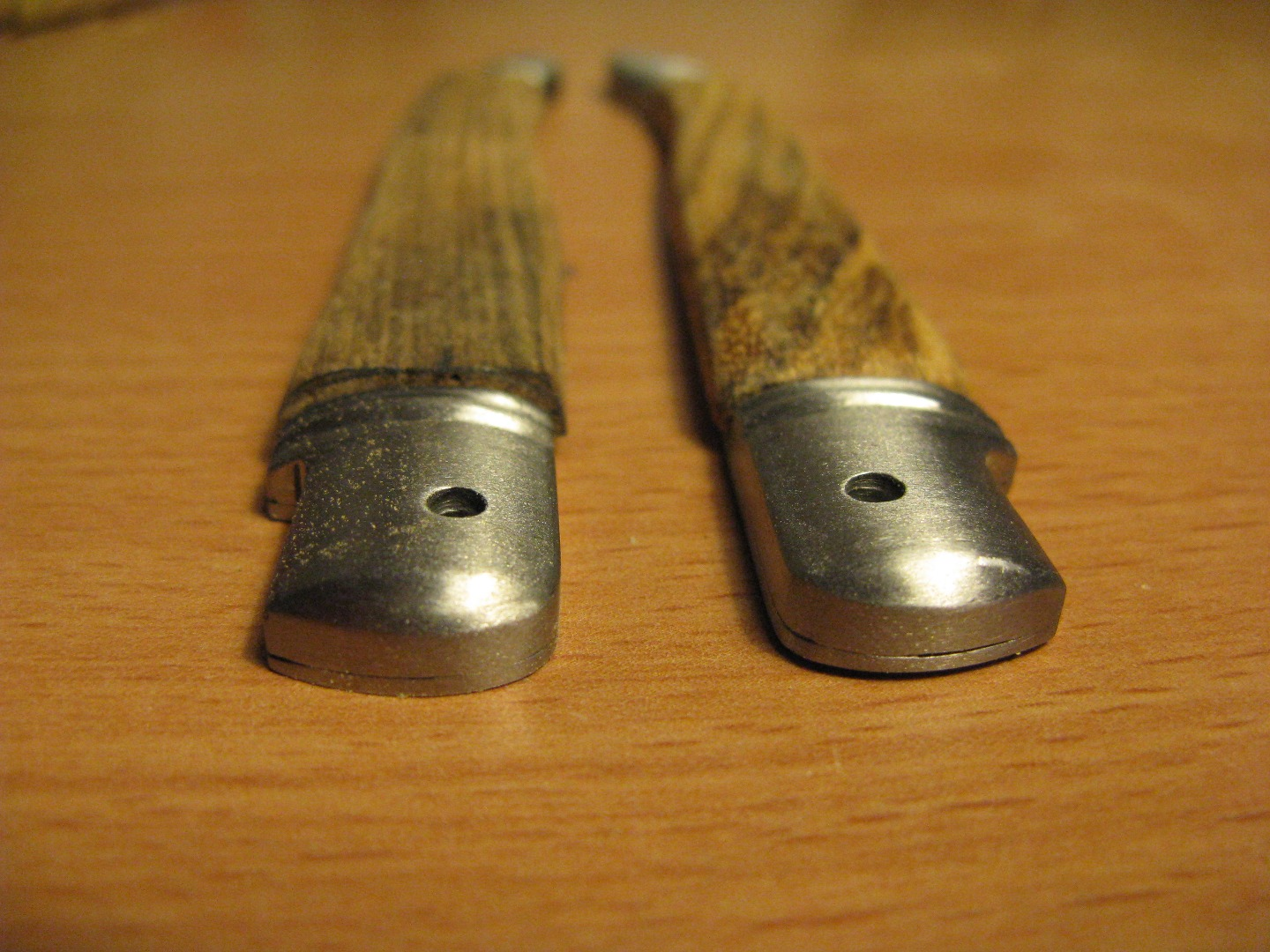 Picture of Prepare the Wood Grips