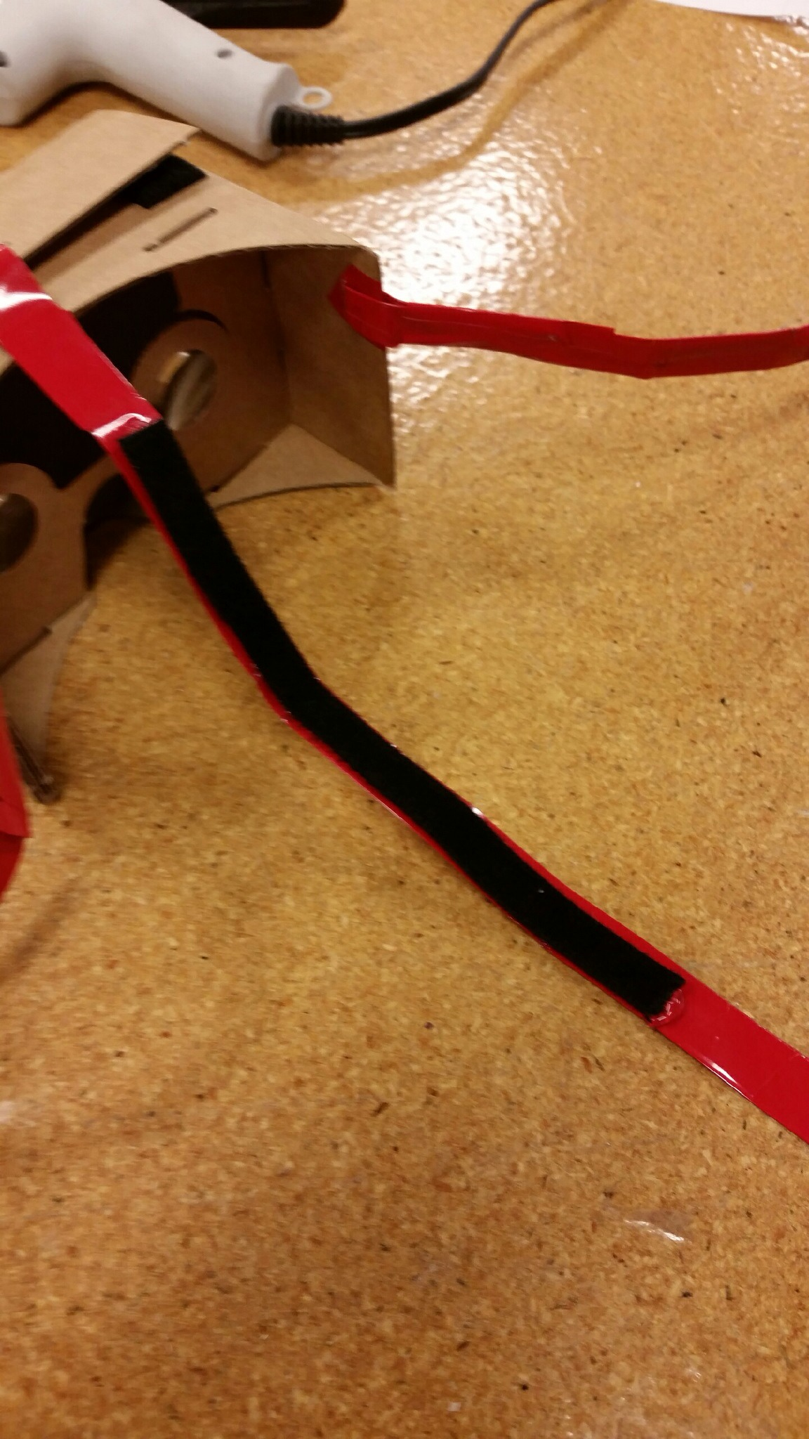 Picture of Add Velcro to Straps