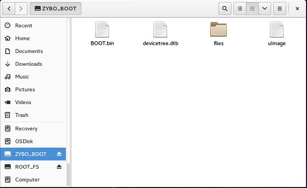 Picture of Adding Boot Loader