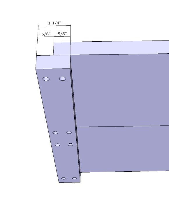 Picture of Supports & Rails