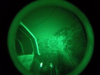 DIY Cascade Night Vision Scope