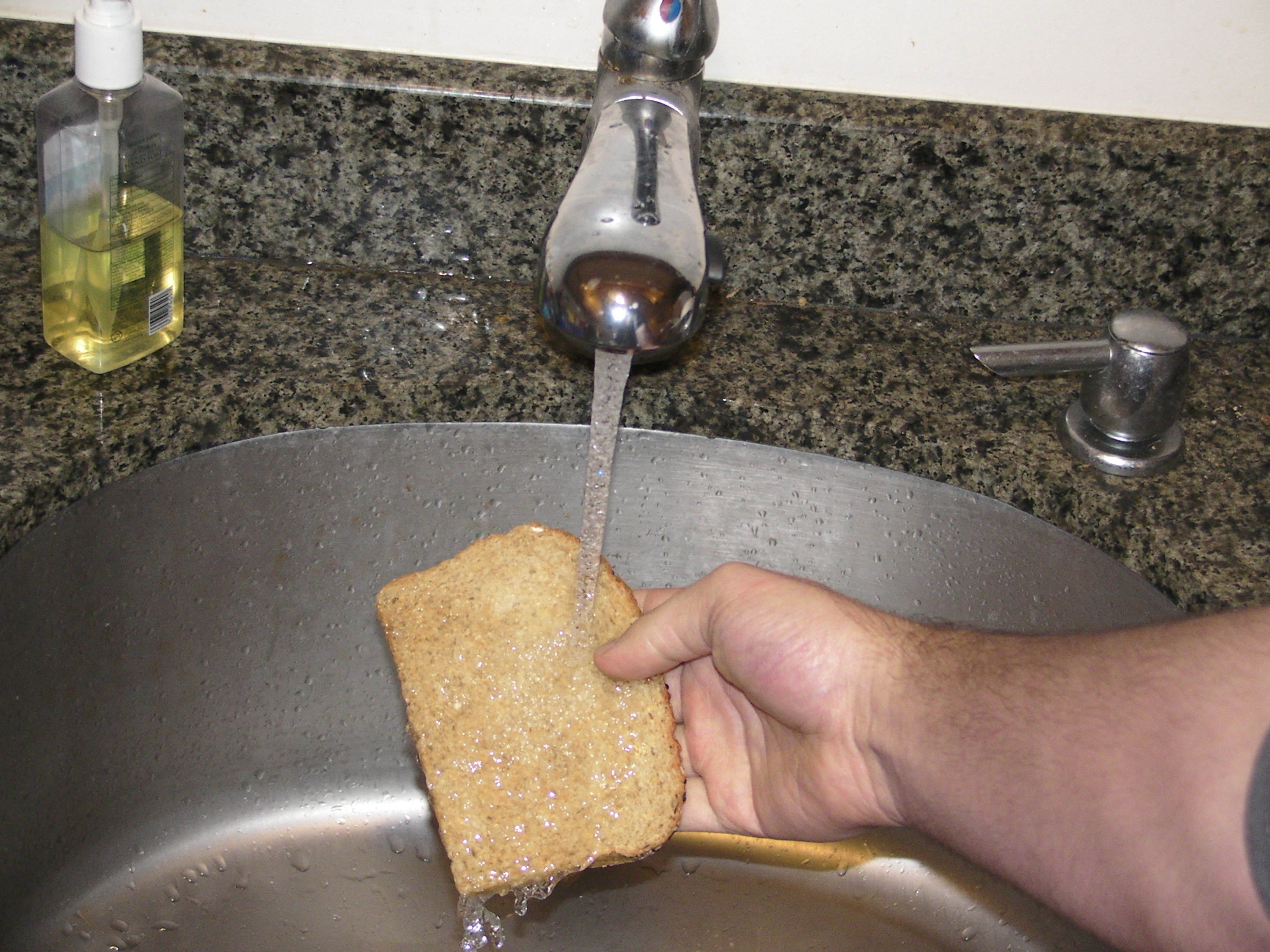 Picture of Prepping the Bread