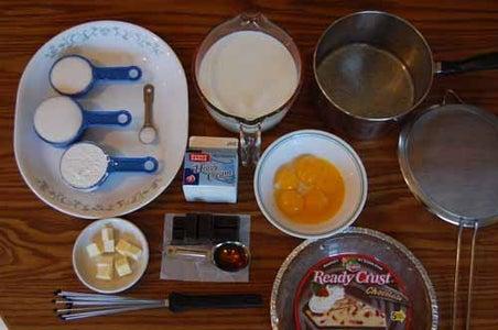 Measure and Prepare Tools and Ingredients
