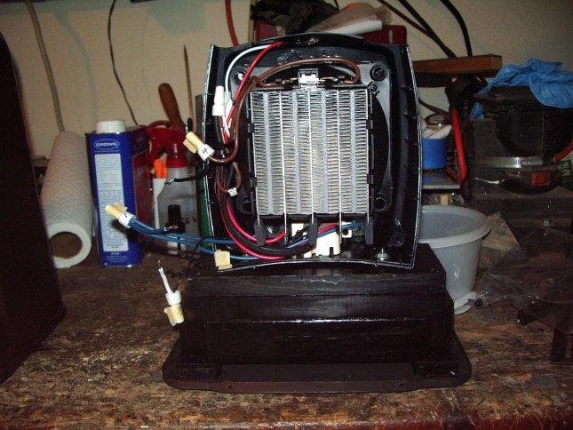 Picture of Preparing the Ceramic Heater