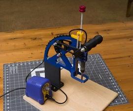 3D Printed Thermal Insert Press