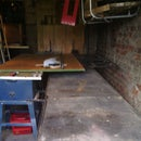 Bench Saw Cutting Table