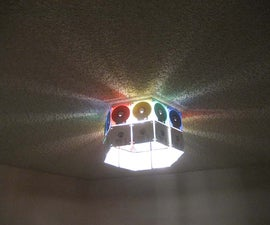 Floppy Ceiling Lamp