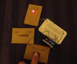 Business Card Electronics