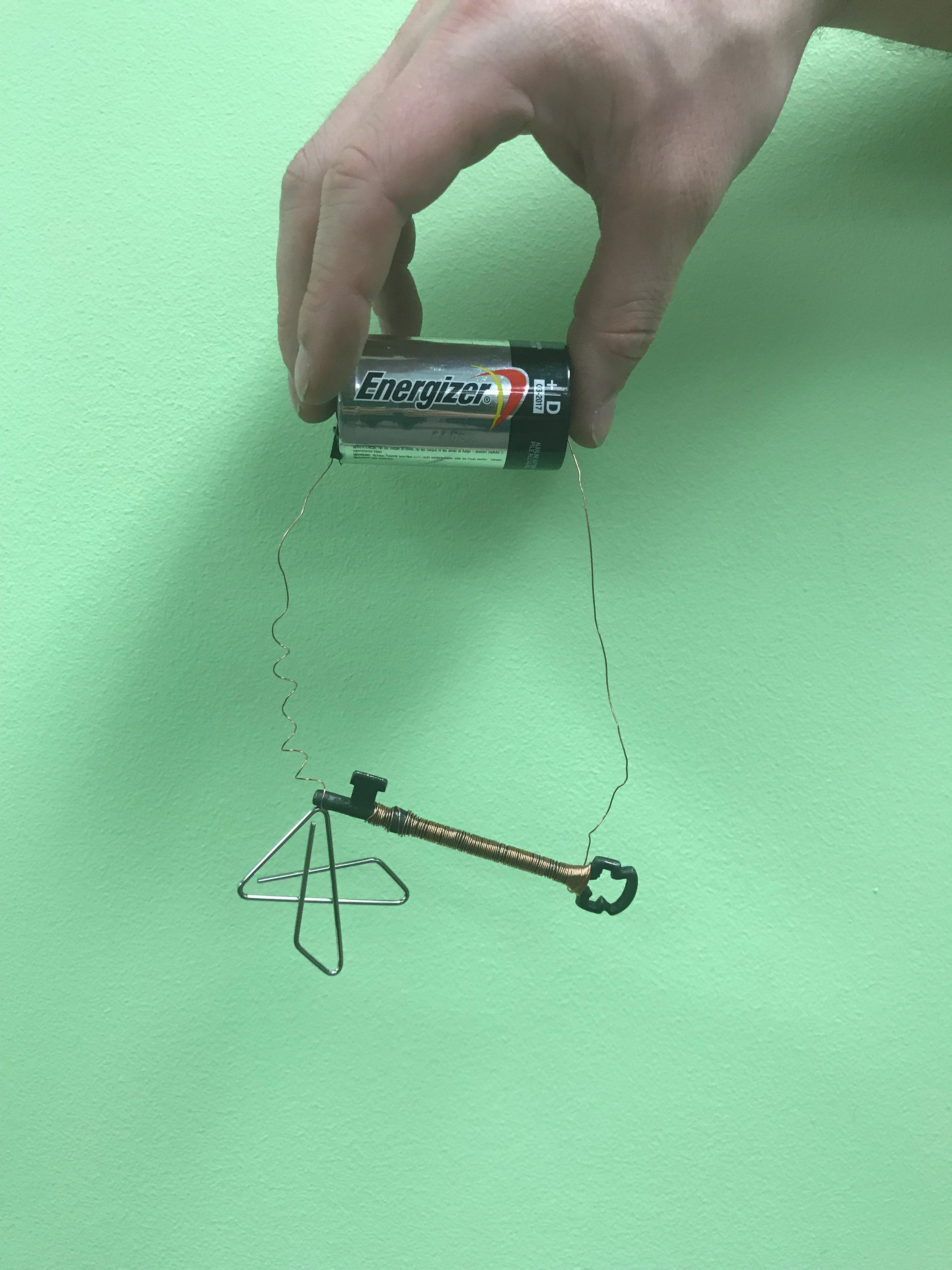 Picture of Electromagnet