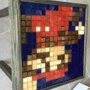 8bit Mario End Table