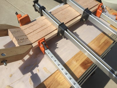 Glue Up Those 8 or So Slices