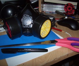 How to Make a Cyber Respirator Cheaply