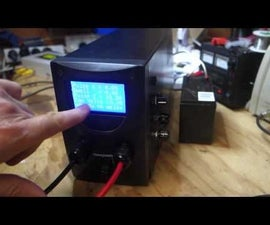 Capacitive Discharge (CD) Welder for Battery Tabs
