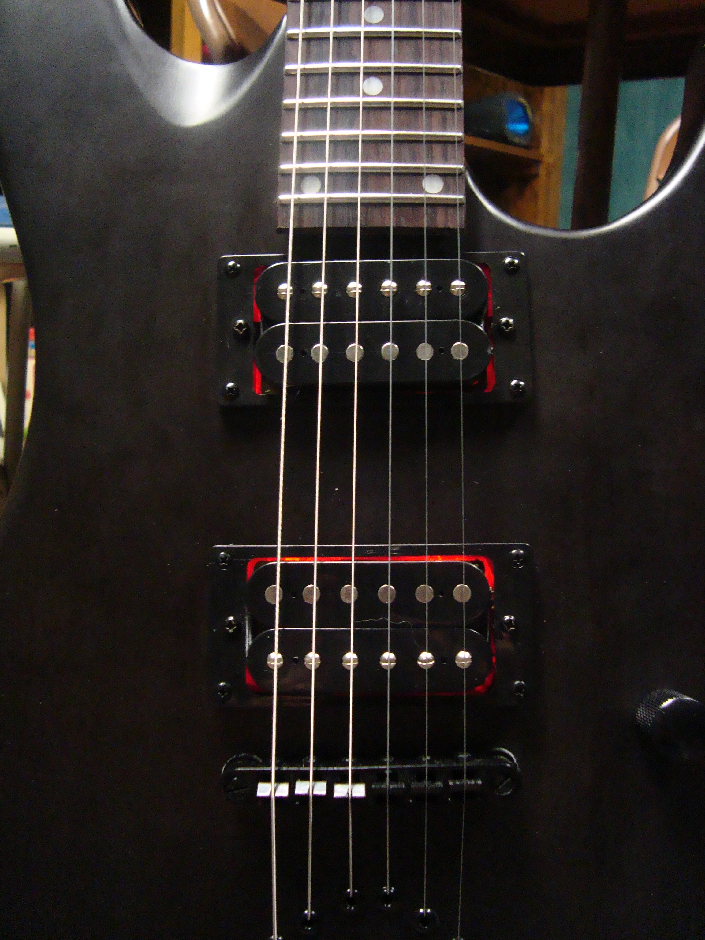 Led Electric Guitar Pickup Mod *** Updated With Schematic