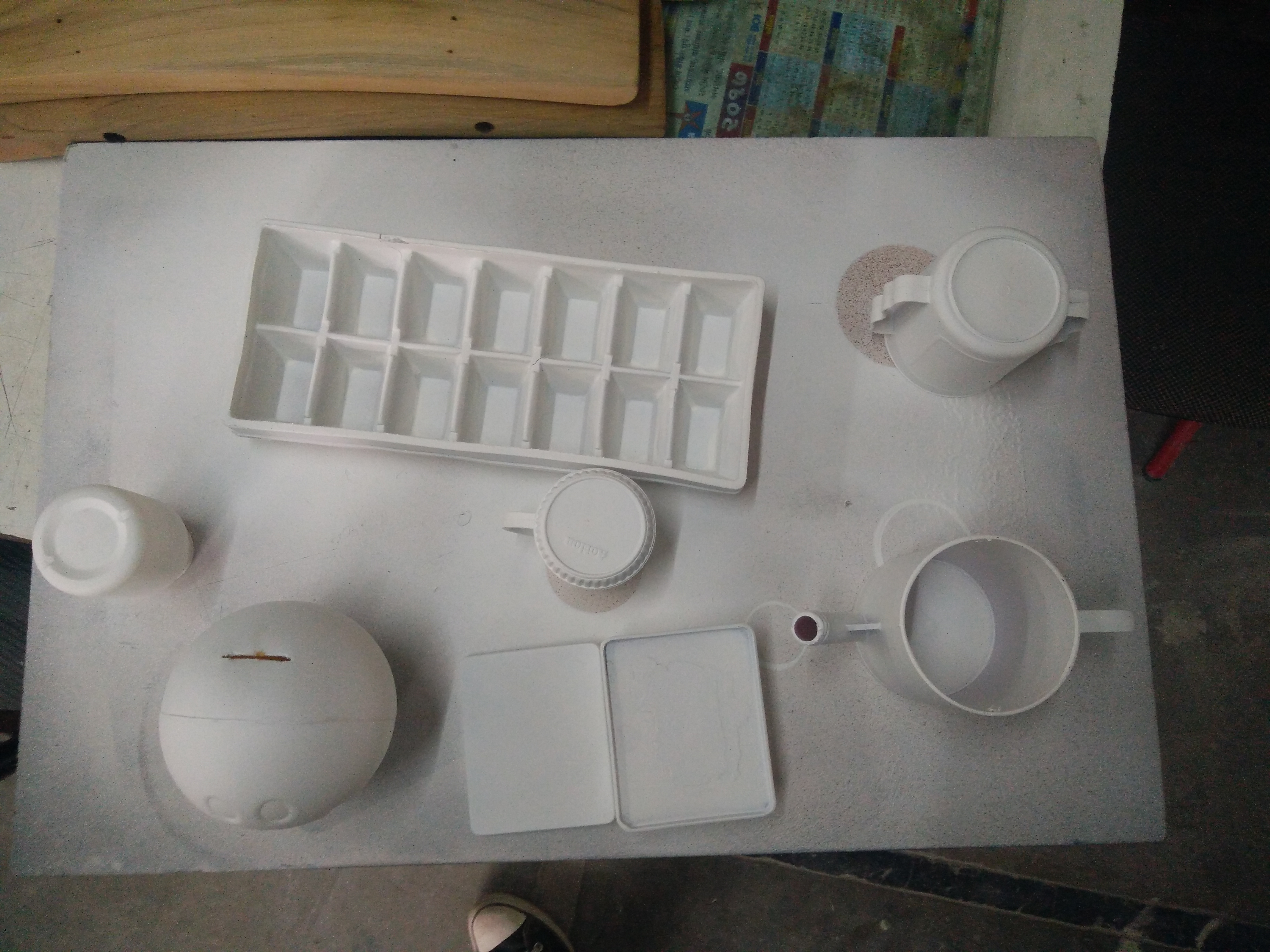 Picture of  Containers for the Plants