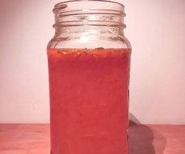 Sriracha-Basil Lemonade
